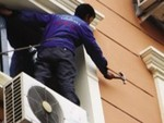 温州月兔空调维修