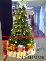 圣诞装饰奔驰4s店,电话13911321055