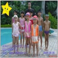 鸿景湾少儿游泳培训2008