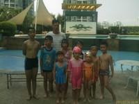 皇岗社区游泳培训班20012