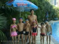 下沙村游泳培训班2011