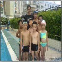新洲村星河少儿游泳培训2007