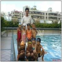 星河雅居少儿游泳培训班2008
