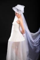 陈春萍设计作品,品牌TIME ROSE婚纱系列
