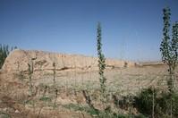 草窝滩长城1段墙体