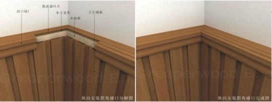 生态木墙板安装技术支持
