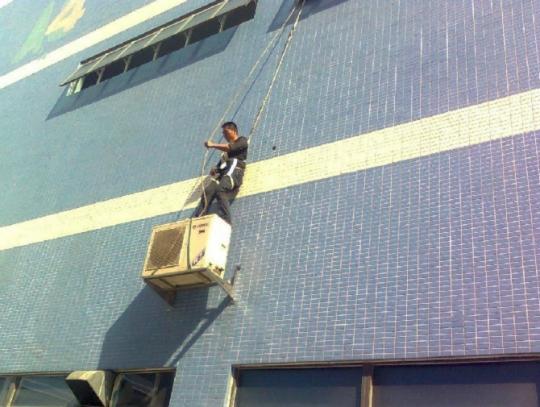 温州格力空调售后维修案例